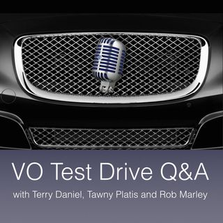 Voiceover Test Drive Q&A