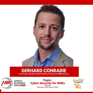 Cyber Security for SMEs - Gerhard Conradie