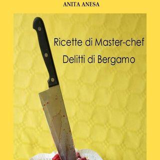 Anita Anesa: un set televisivo, un protagonista timido e ricette golose. Quale sarà il filo conduttore di questo giallo?