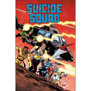 Source Material Live: Suicide Squad 1987 - Trial By Fire