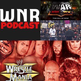 WNR207 WWE WRESTLEMANIA XV
