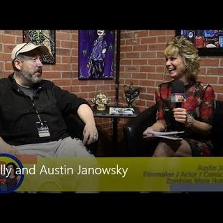 Filmmaker Austin Janowsky Says Zombies Were Human Too! An interview on the Hangin With Web Show