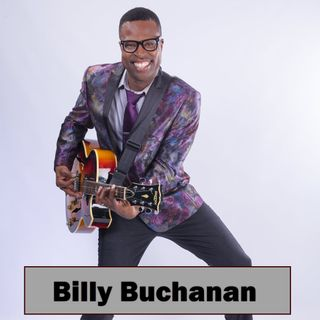 Countyfairgrounds presents Billy Buchanan