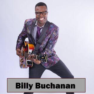 Countyfairgrounds presents Billy Buchanan