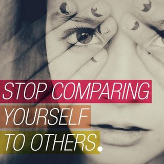 SS Ep 31: Compare Yourself Healthily