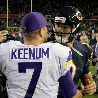 Football 2 the MAX:  Case Keenum Plays Savior For Vikings, NFL Week 5 Recap