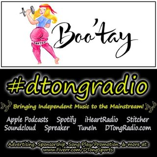 #NewMusicFriday on #dtongradio - Powered by Boo'tay Leggings