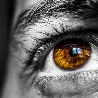 Usare gli occhi in modo rilassato