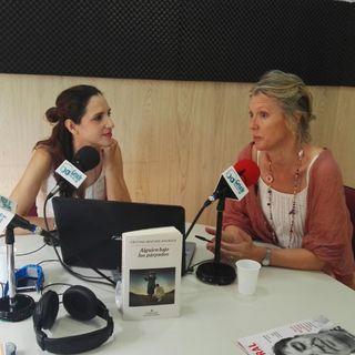 Cristina Sánchez-Andrade nos presenta Alguien bajo los párpados