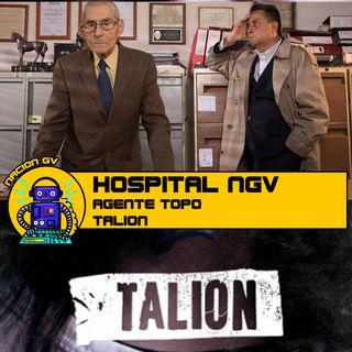 El Agente Topo y Talion | Review cine chileno - 22 de noviembre