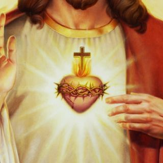 To His Sacred Heart
