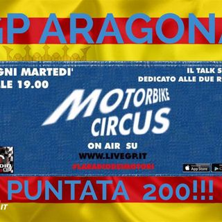 Motorbike Circus - Puntata 200
