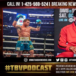 ☎️Canelo vs Gervonta Davis🔥Double Standard🤔What's The Difference Between Fielding and Barrios❓