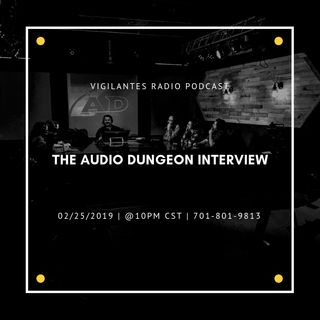 The Audio Dungeon Interview.