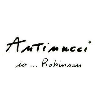LUIGI ANTINUCCI - ROBINSON SI RACCONTA