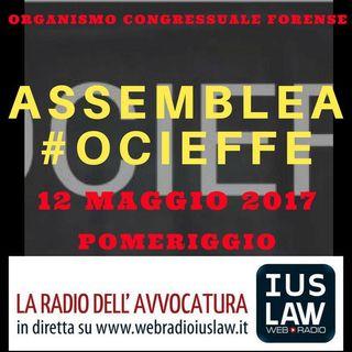 Assemblea OCF 12 maggio 2017 - POMERIGGIO