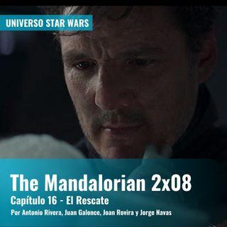 The Mandalorian 2x08 - 'Capítulo 16: El Rescate' | Universo Star Wars