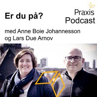 Er du på? med Anne og Lars