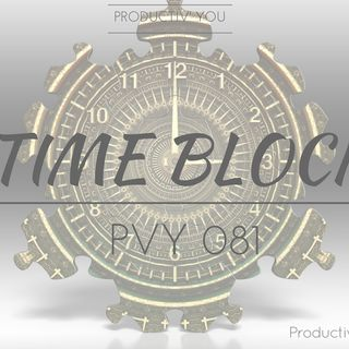 PVY081 TIME BLOCK