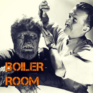 Pre-Mix-Tape Banter In The Boiler Room (with Daniel Spaulding)