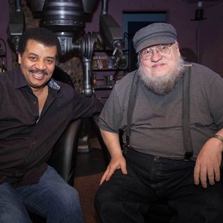 Playing the Game of Thrones, with George RR Martin