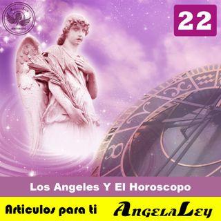Relación Entre Los Ángeles y El Horóscopo