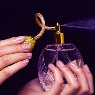 El origen del perfume