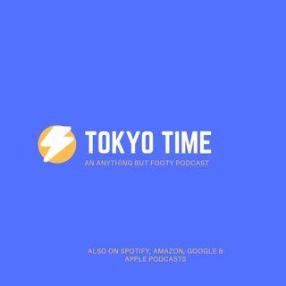 #1 Tokyo Time - Mark England