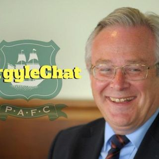 Plymouth Argyle podcast with CEO Martyn Starnes