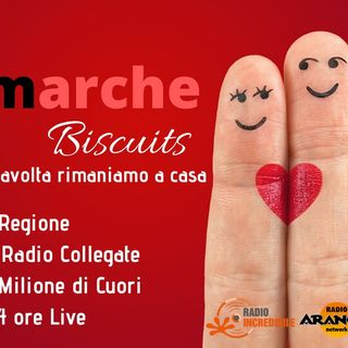 Marche Biscuits- Stavolta rimaniamo a ca