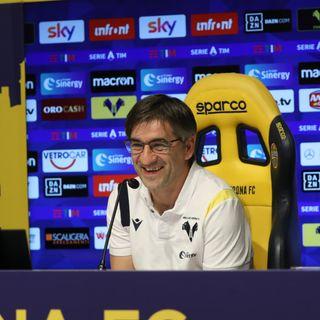 Mister Juric verso #RomaVerona | 29 gennaio 2021