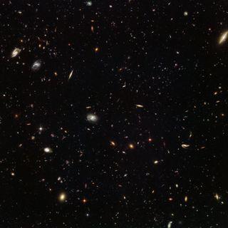 Cosmic Queries – Galactic Grab Bag – Blue Steel
