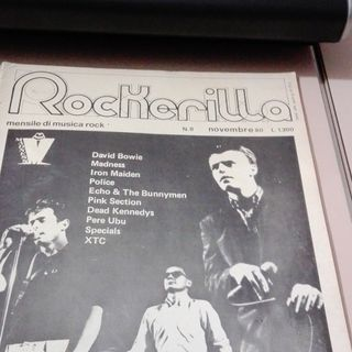 """Segnali in Soffitta """"80…e non sentirli!"""" by Andy Guru Faggio"""