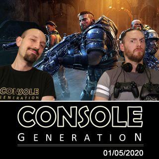 Gears Tactics / Predator: Hunting Grounds - CG Live 01/05/2020