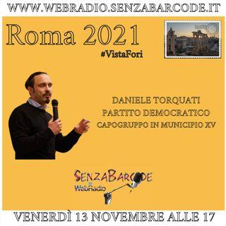 Daniele Torquati #Roma2021