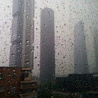 Continúa alerta amarilla por lluvia en diferentes alcaldías de la capital