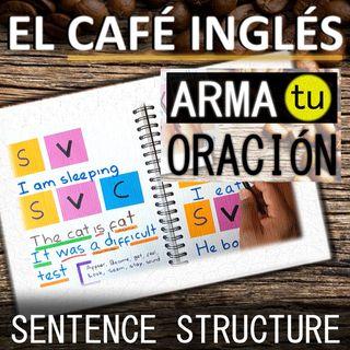 📚  Estructura de Oraciones Simples en Inglés  [Sentence Structure]