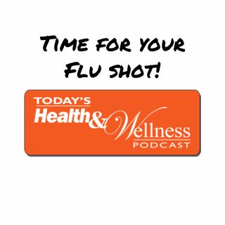Time For Your Flu Shot!