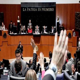 Senado aprueba eliminación del fuero