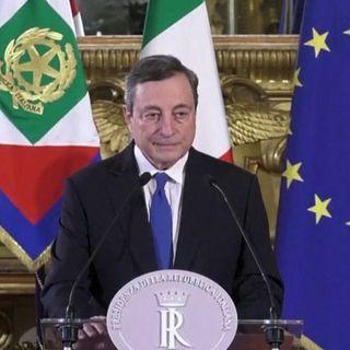 Il premier Mario Draghi ha illustrato il Pnrr: 248 miliardi di euro e nessun taglio al Superbonus