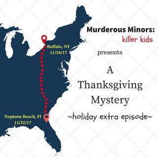 Holiday Extra: A Thanksgiving Mystery (Logan Mott)