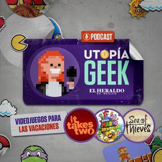 Recomendaciones de videojuegos | Utopía Geek: videojuegos, consolas y más