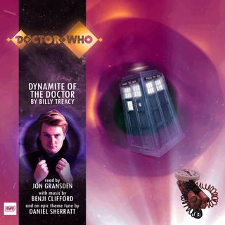 Dynamite: Dynamite of The Doctor