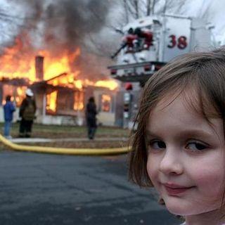 #mi Quella volta che (quasi) bruciai casa