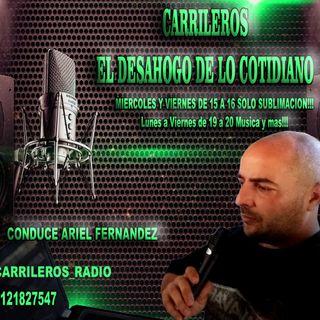 Carrileros, el desahogo de lo cotidiano!!!! 01/11/2018