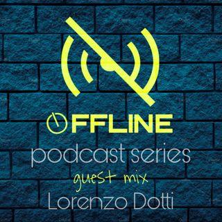 Offline Podcast Series #guest Lorenzo Dotti
