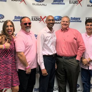 Ricoh USA: Real Men Wear Pink