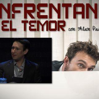 ENFRENTANDO EL TEMOR, con: Alan Palacio | UNIVISION®