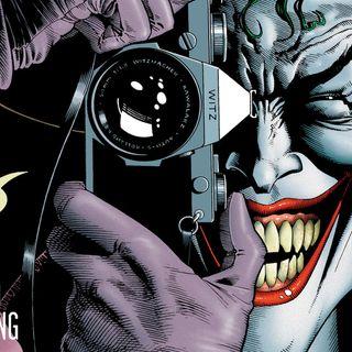 "Syndicated Source Material 012 - Batman ""The Killing Joke"""