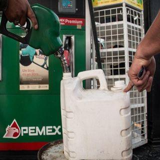 Las pipas disparan el precio de las gasolinas